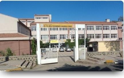 85. Yıl Milli Egemenlik Anadolu Lisesi
