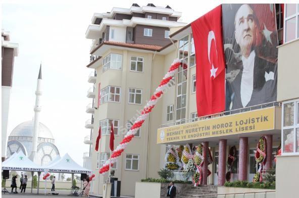 Mehmet Nurettin Horoz Lojistik Teknik ve Endüstri Meslek Lisesi