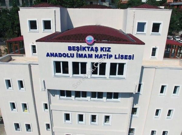 Beşiktaş Kız Anadolu İmam Ha