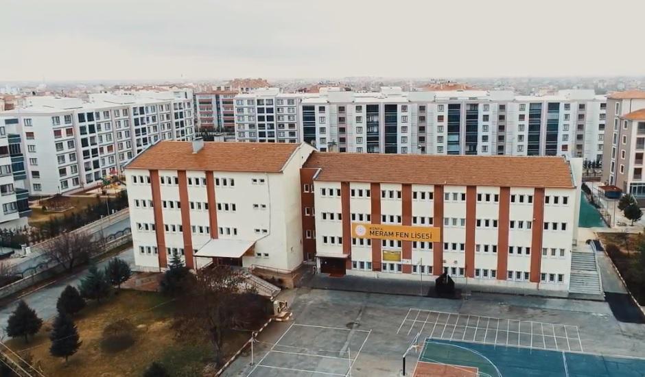 Konya- Meram Fen Lisesi
