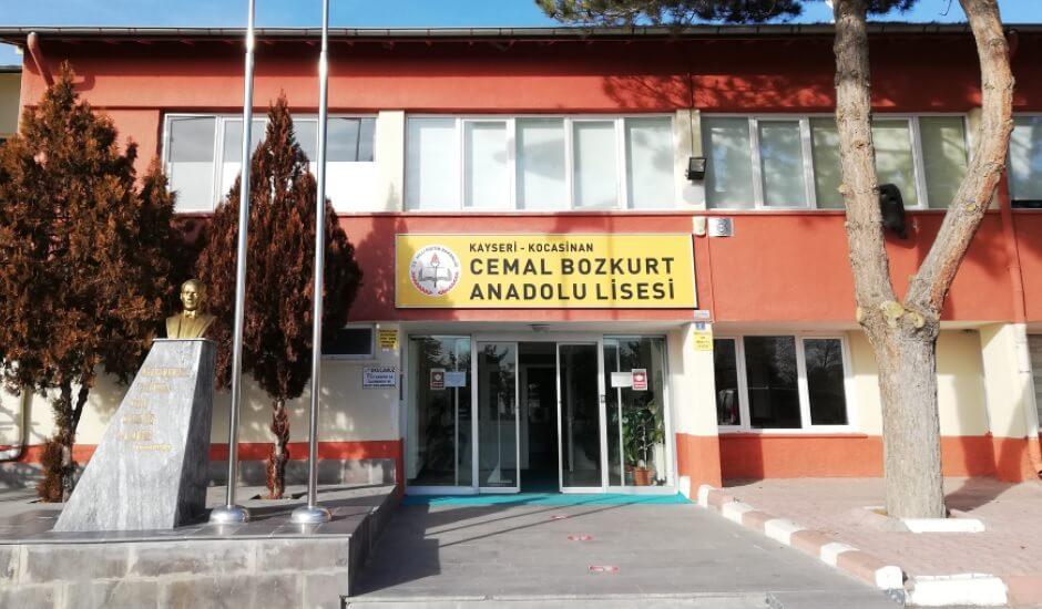 Cemal Bozkurt Anadolu Lisesi