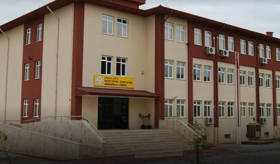Nevzat Saygan-Levent Saygan Anadolu Lisesi