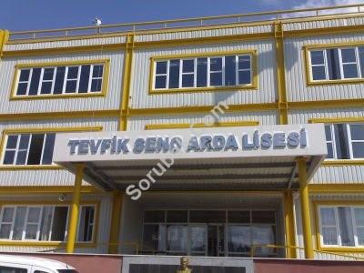 Tevfik Seno Arda Anadolu