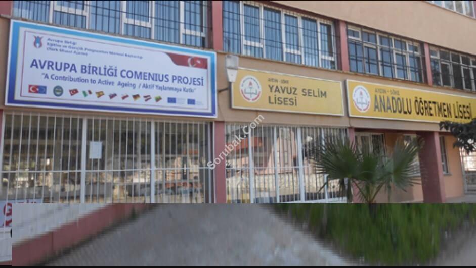 Söke Yavuz Selim Anadolu