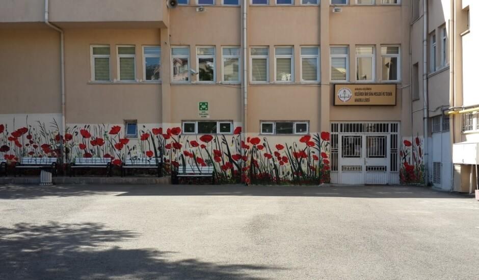 Keçiören İbn-i Sina Mesleki ve Teknik Anadolu Lisesi