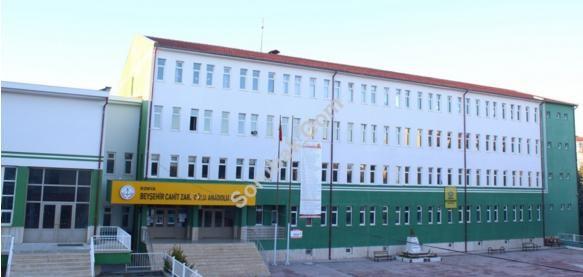Beyşehir Cahit Zarifoğlu Ana