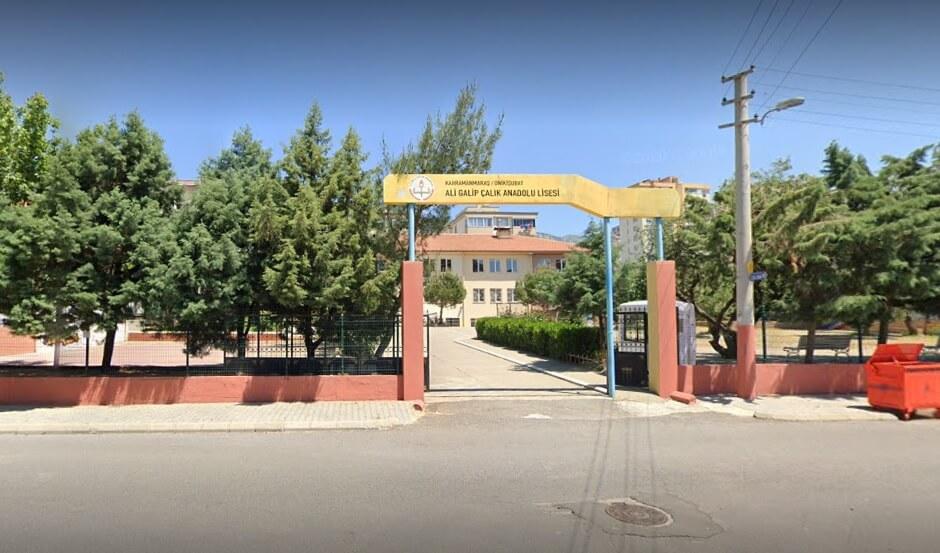 Ali Galip Çalık Anadolu Lisesi