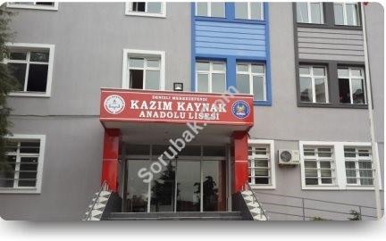 Kazım Kaynak Anadolu Lisesi
