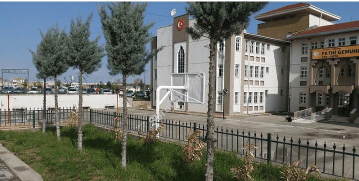 Malatya Fethi Gemuhluoğlu Fen Lisesi