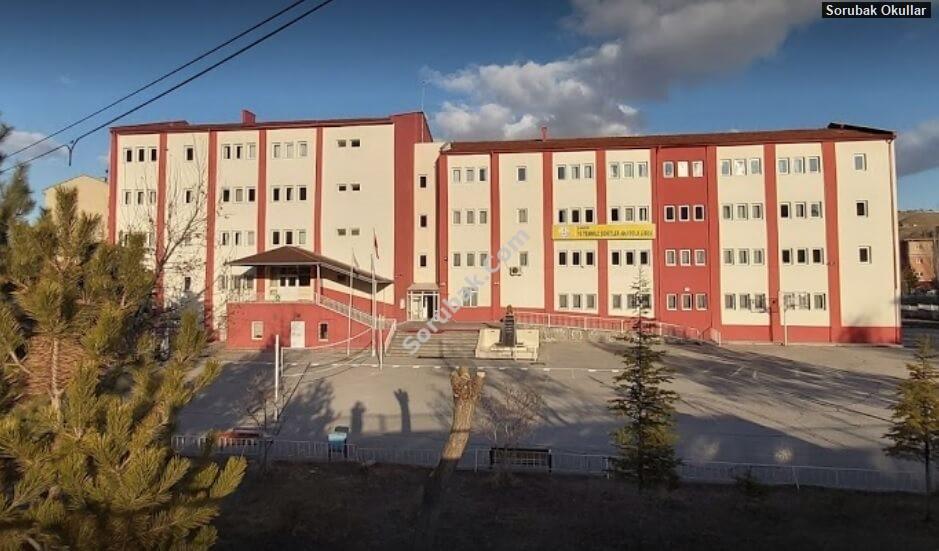 Çankırı 15 Temmuz Şehitler Anadolu Lisesi