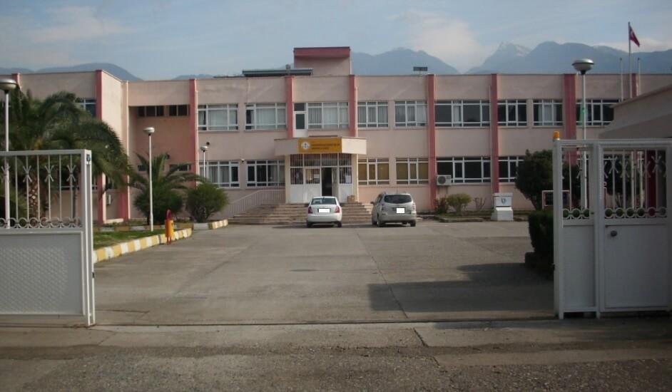 İskenderun Demir Çelik Anadolu Lisesi