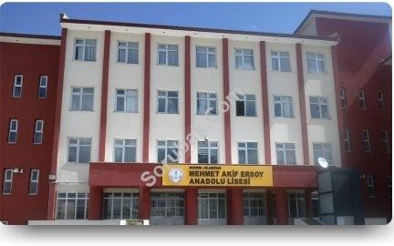 Erzurum Mehmet Akif Ersoy An