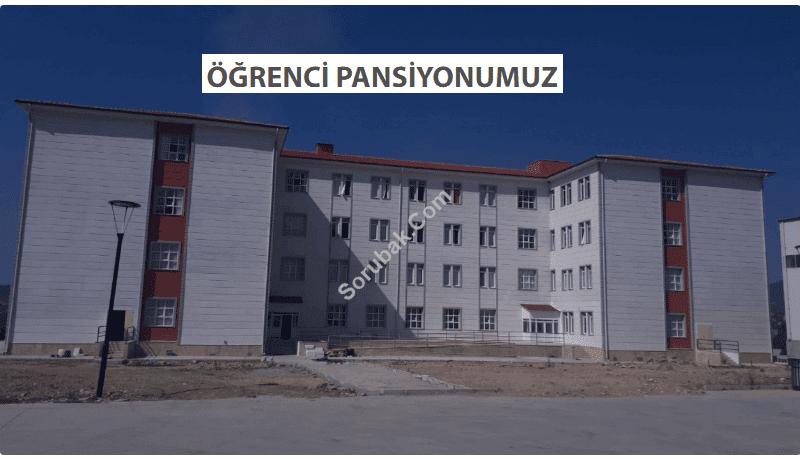 Soma Borsa İstanbul Fen Lisesi