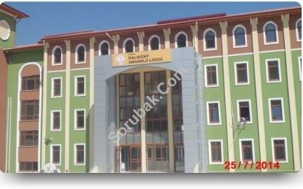 Isparta Halıkent Anadolu Lisesi