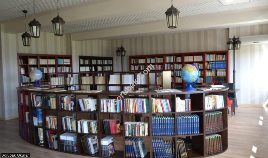 Mehmet Akif Ersoy Sosyal Bilimler Lisesi