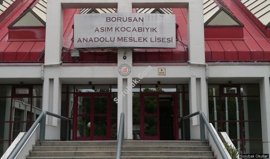 Borusan Asım Kocabıyık Mesle