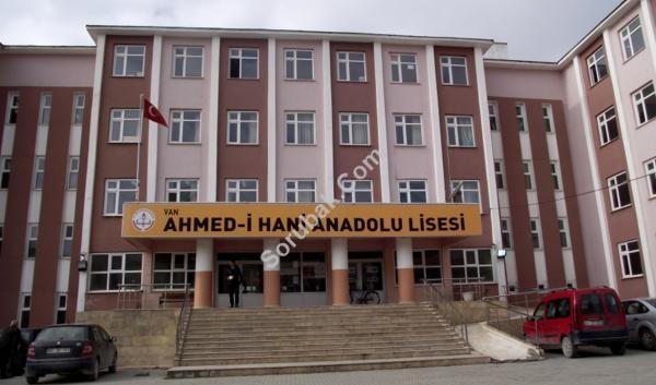 Van Ahmed-i Hani Anadolu Lisesi