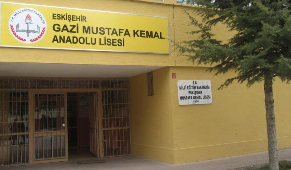 Eskişehir Gazi Mustafa Kemal Anadolu Lisesi
