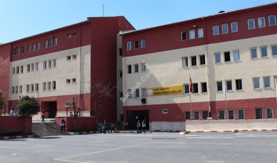 Yenibosna Anadolu Lisesi Taban Puanı Başarıları Adresi Telefonu