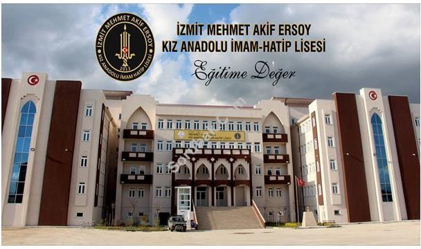 İzmit Mehmet Akif Ersoy Kız Anadolu İmam Hatip Lisesi