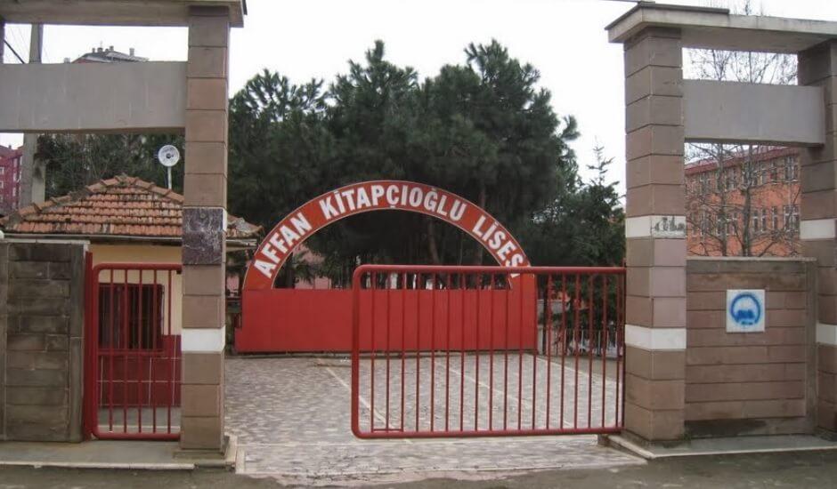 Affan Kitapçıoğlu Anadolu Lisesi