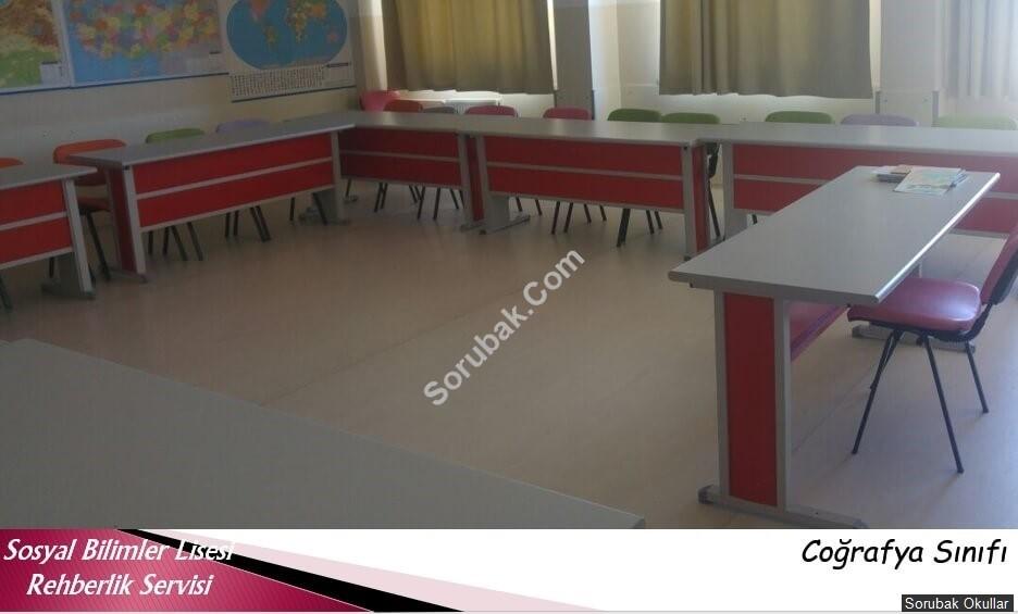 Çanakkale Türkiye Odalar ve Borsalar Birliği Sosyal Bilimler Lisesi