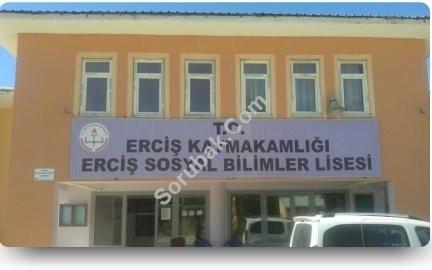 Erciş Sosyal Bilimler Lisesi