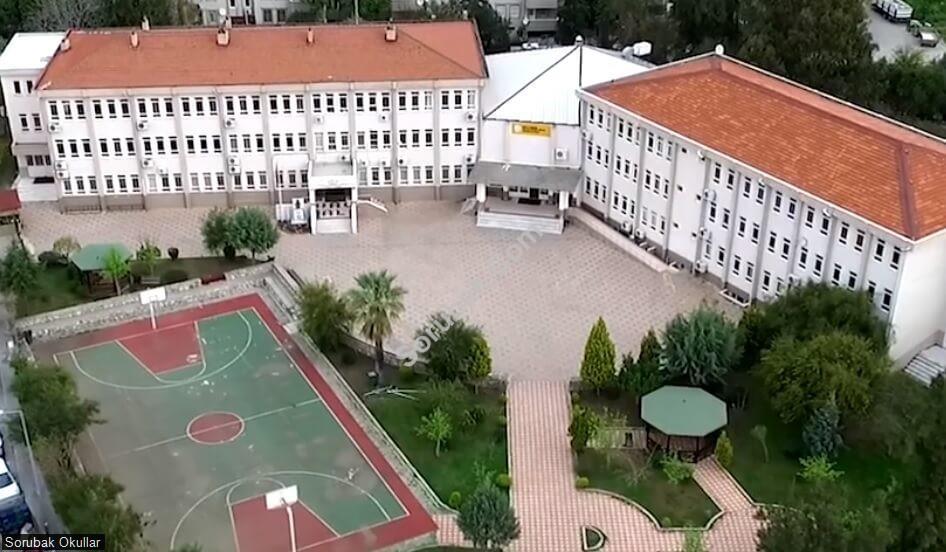 Halıcı Ahmet Urkay Anadolu Lisesi resmi