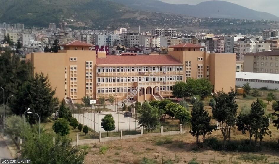 İskenderun Cumhuriyet Anadolu Lisesi