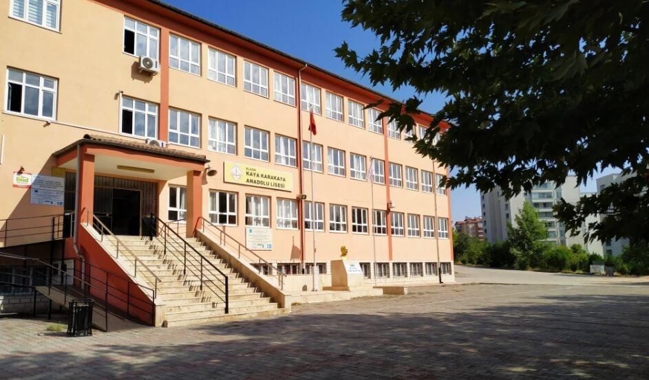 Kaya Karakaya Anadolu Lisesi