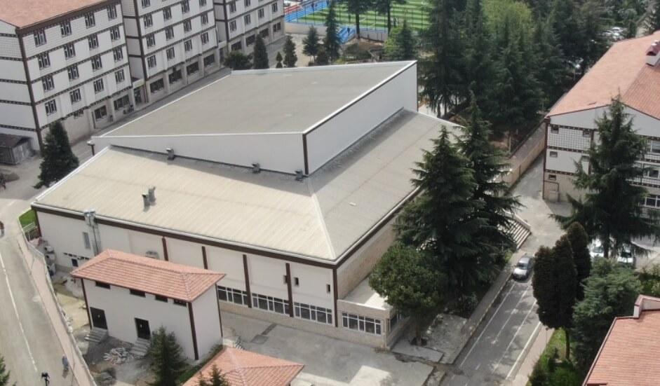 Trabzon Mahmut Celalettin Ökten Anadolu İmam Hatip Lisesi