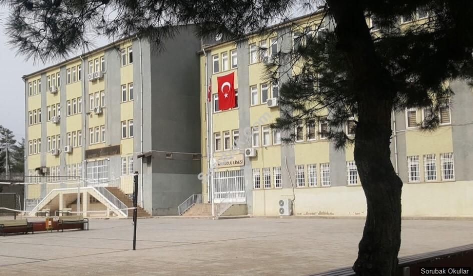 Şanlıurfa Anadolu Lisesi
