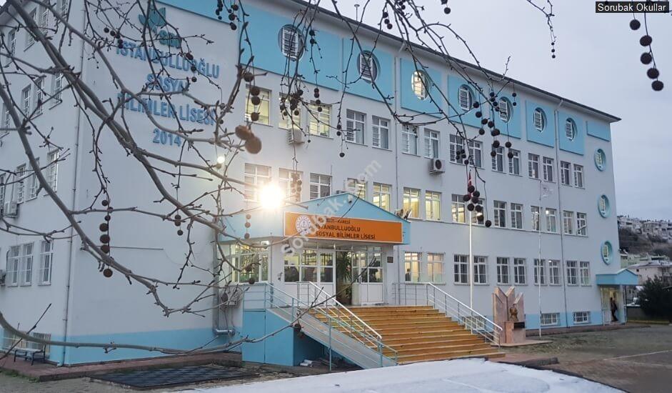 İstanbulluoğlu Sosyal Bilimler Lisesi