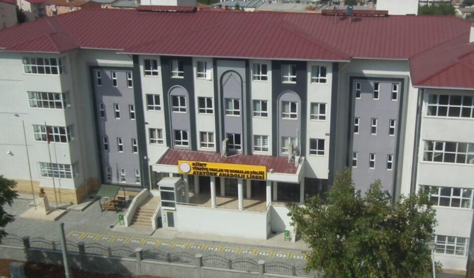 Siirt Atatürk Anadolu Lisesi