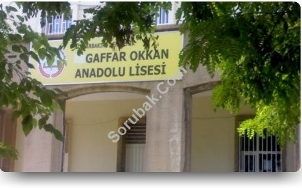 Gaffar Okkan Anadolu Lisesi