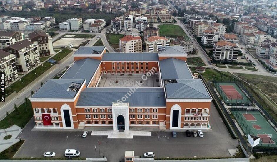 Uluslararası Murat Hüdavendigar Anadolu İmam Hatip Lisesi