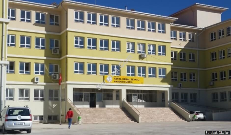Şanlıurfa Yahya Kemal Beyatlı Anadolu Lisesi resmi