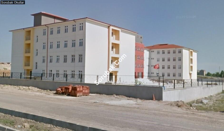 Mehmet Akif Ersoy Anadolu Lisesi Tekirdağ resmi