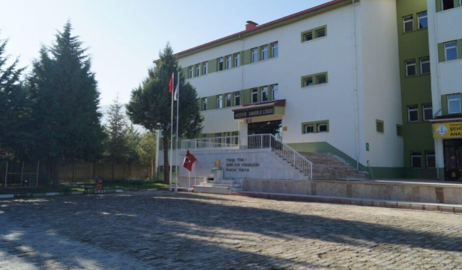 Akşehir Anadolu Lisesi resmi