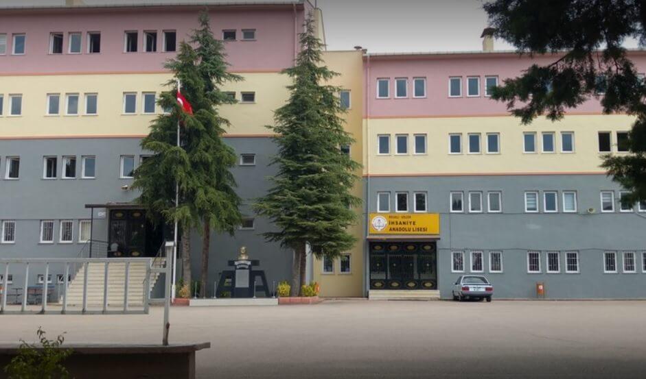İhsaniye Anadolu Lisesi. resmi