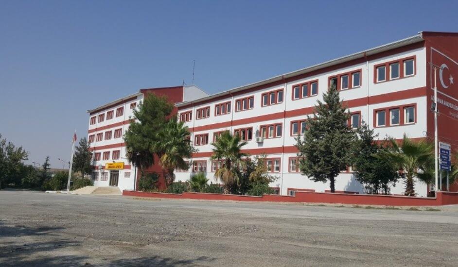 Adıyaman Anadolu Lisesi resmi