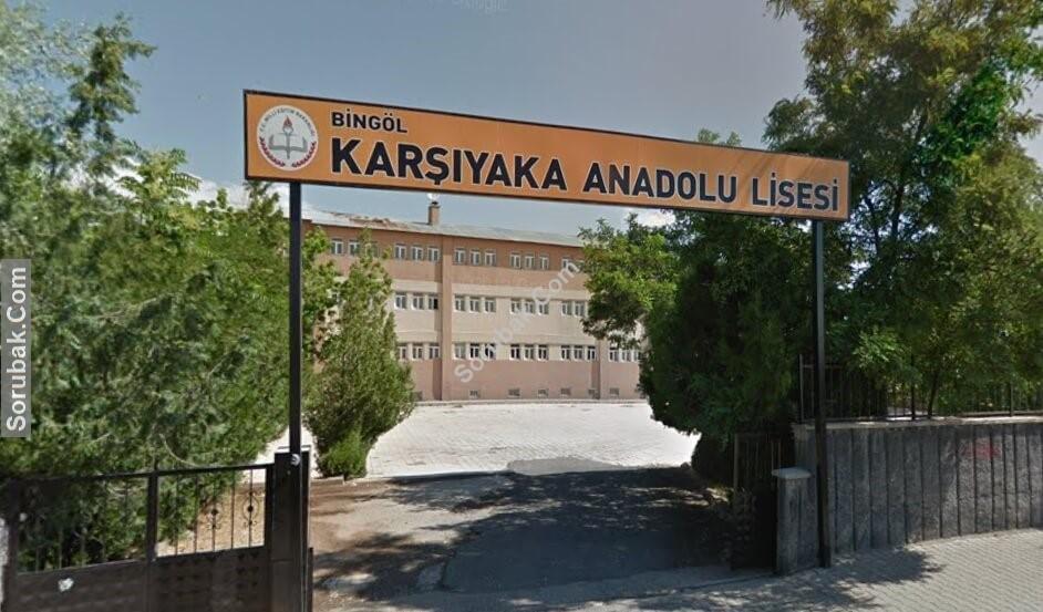 Karşıyaka Anadolu Lisesi