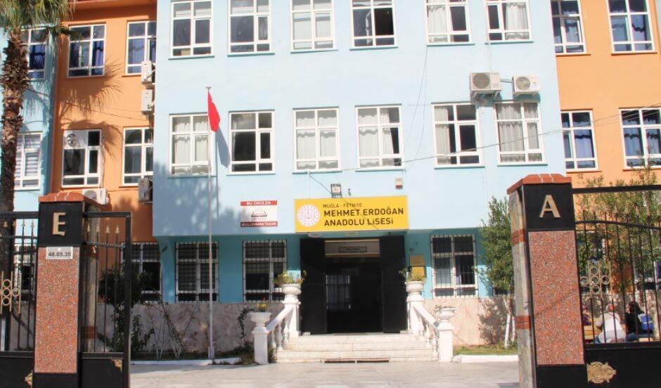 Mehmet Erdoğan Anadolu Lisesi