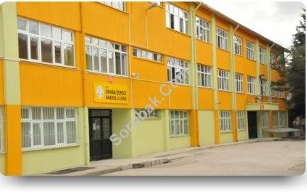 Orhan Dengiz Anadolu Lisesi
