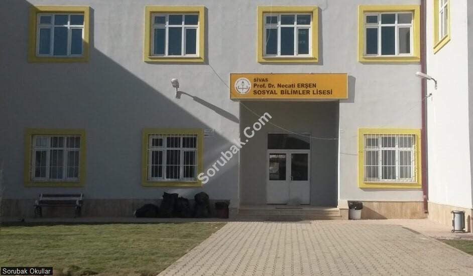 Prof. Dr. Necati Erşen Sosyal Bilimler Lisesi