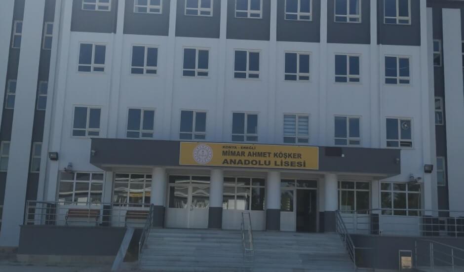 Mimar Ahmet Köşker Anadolu Lisesi