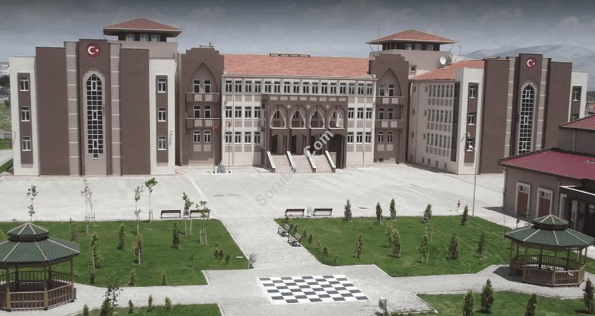 Bor Şehit Ramazan Konuş Fen Lisesi