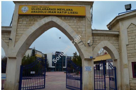 Uluslararası Mevlana Anadolu İmam Hatip Lisesi