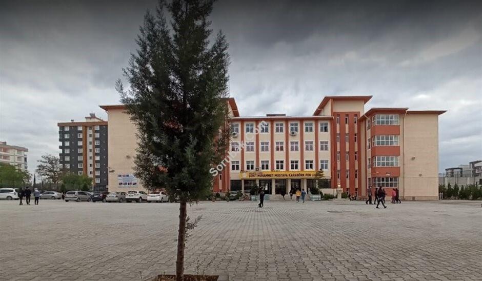 Kadirli Şehit Muhammet Mustafa Karabörk Fen Lisesi