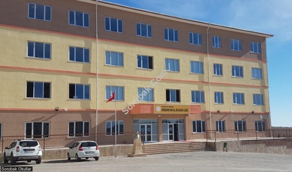 Kırşehir Sosyal Blimler Lisesi